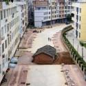 """A Look at China's """"Nail Houses"""" © Reuters / Image via The Atlantic"""