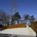 A Rememberance Site - Parc des Glacis / 2/3/4 © Nicolas Waltefaugle