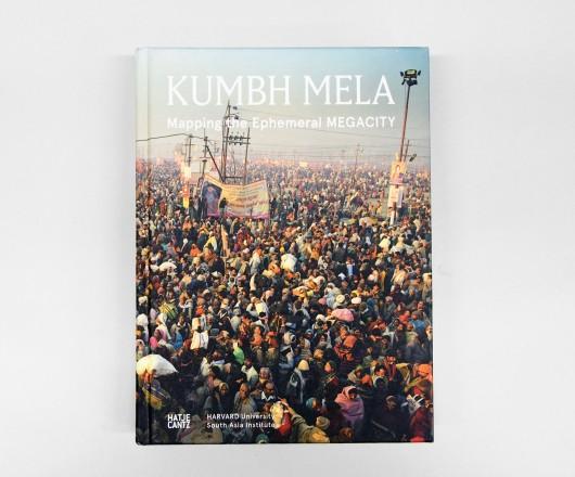 Kumbh Mela, January 2013: Mapping the Ephemeral Mega City. A project by Harvard University. Published by Hatje Cantz. Image © Felipe Vera