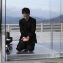 KOU-AN Glass Tea House / Tokujin Yoshioka Courtesy of Tokujin Yoshioka