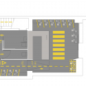Ham on Wheels  / External Reference Architects Floor Plan  Ham on Wheels  / External Reference Architects 5542c057e58ece5029000485 ham on wheels external reference architects plan 125x125