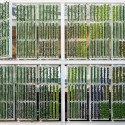 Take A Look At Milan Expo's 2015 Pavilions on Opening Day The USA Pavilion's 7,200-square-foot vertical farm. Image © Saverio Lombardi Vallauri