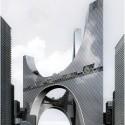 eVolo's 20 Most Innovative Skyscrapers Cloucity / Juerg Burger, Ge Men, Qingchuan Yang, Yin Li, Wei Hou. Image Courtesy of eVolo