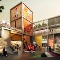 Dubai Design District Taps Foster + Partners To Design Its Second Phase © Foster + Partners