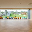 Hanazono Kindergarten and Nursery / HIBINOSEKKEI + Youji no Shiro © Studio Bauhaus