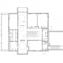Country House / E2A First Floor Plan  Country House / E2A 555a95f0e58ecee09200009d country house e2a first floor plan 125x125