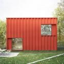 """Tham & Videgård Designs Sweden's """"Most Sought After Home"""" © Tham & Videgård"""