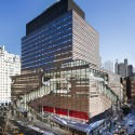 12 Projects Win North American Copper in Architecture Awards University Center – New School / Skidmore, Owings & Merrill. Image © SOM