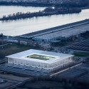 The New Bordeaux Stadium / Herzog & de Meuron © Iwan Baan