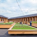 Slow Food Pavilion - Milan Expo 2015 / Herzog & de Meuron © Marco Jetti
