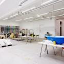 Inside studioMET's Studio for LEGO Artist Sean Kenney © Chaunté Vaughn