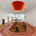 SP Nursery / HIBINOSEKKEI + Youji no Shiro © Studio Bauhaus, Ryuji Inoue