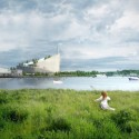 How to Drastically Improve Your Architectural Renderings Rendering of BIG's Amager Bakke waste-to-energy plant. Image Courtesy of BIG
