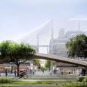 New Site Revealed for BIG and Heatherwick-Designed Google HQ Expansion © Google / BIG / Heatherwick Studio