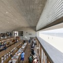 Seashore Library  / Vector Architects © He Bin