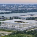 Gallery: Inside Herzog & de Meuron's Bordeaux Stadium During Its Inaugural Match © Philippe Caumes